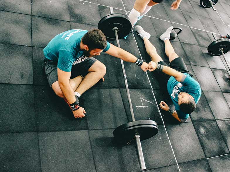 Hazte ya con el bono gimnasio fitness