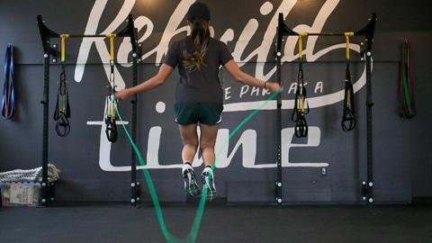 Clases de fitness, suspensión y equilibrio en Arturo Soria