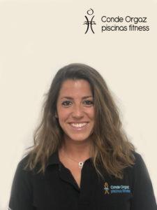 Laura. Área Atención al Cliente + Piscina + Fitness